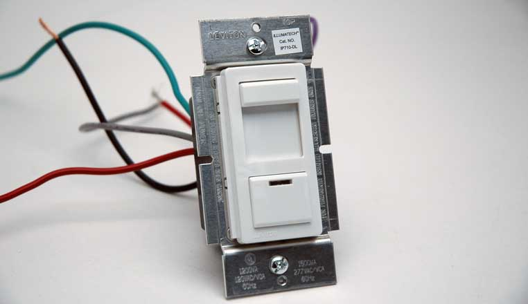0 10v Leviton Led Dimmer Ip710 Dlz Hueda Led