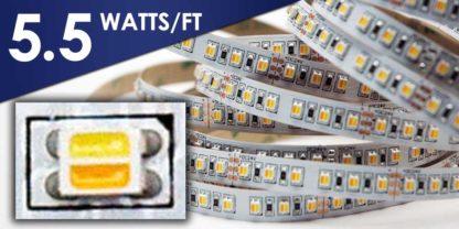 HH-S3527X-120-24(CCT) adjustable strip light